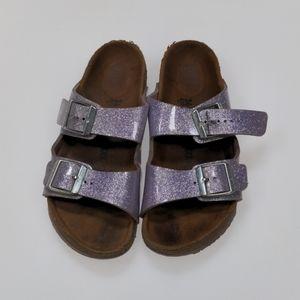 Birkenstock Purple Sandals Size 34